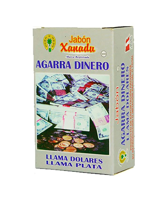 Jabón Agarra Dinero