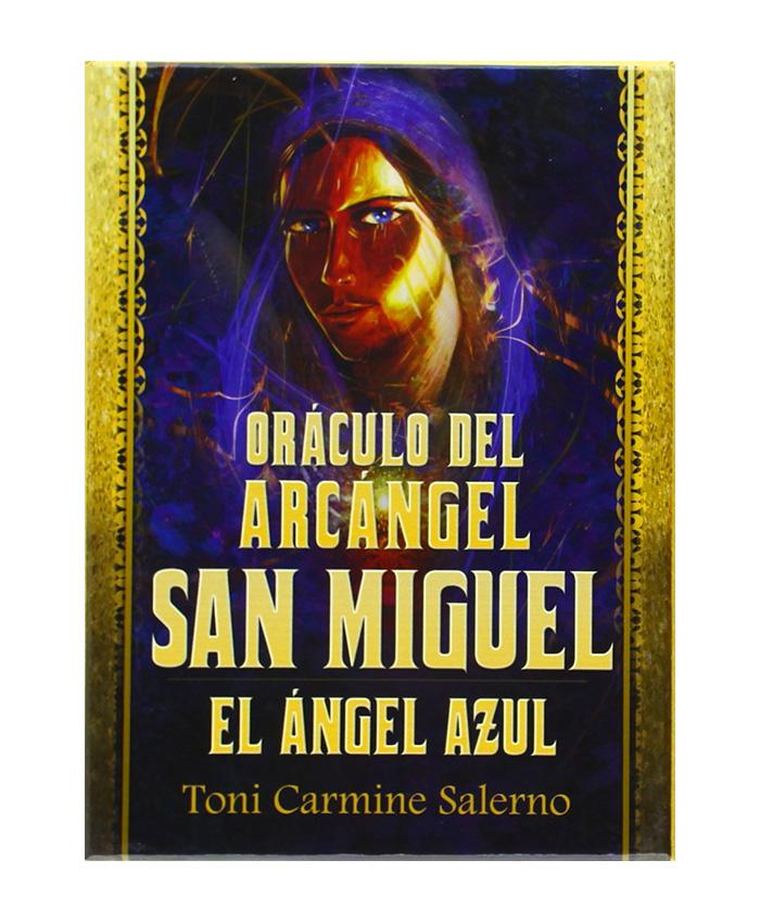 Oráculo del Arcángel San Miguel (El Ángel Azul)