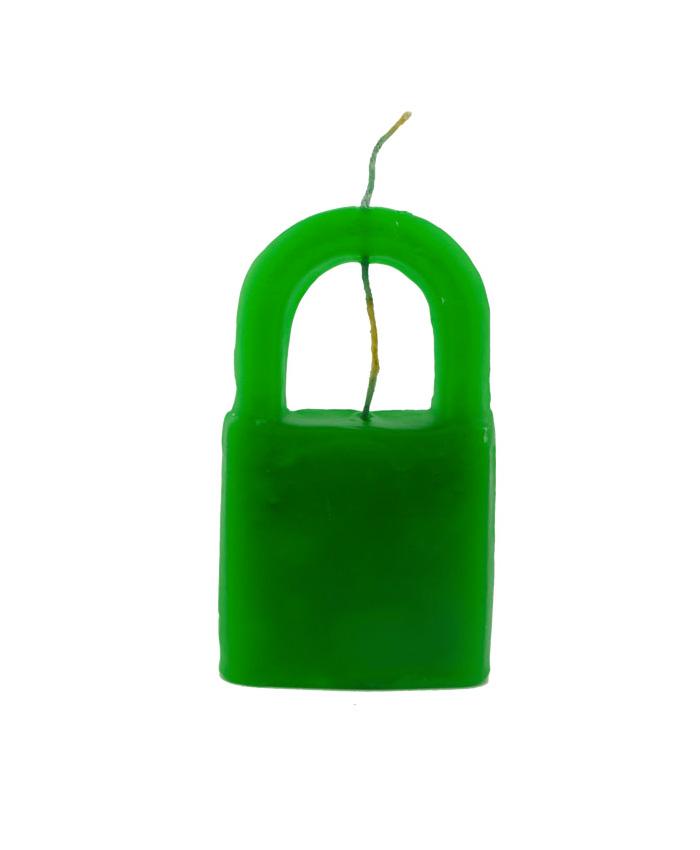 Candado Cierre-Unión Verde
