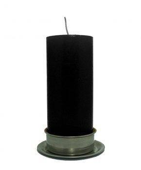 Velón Grande Negro