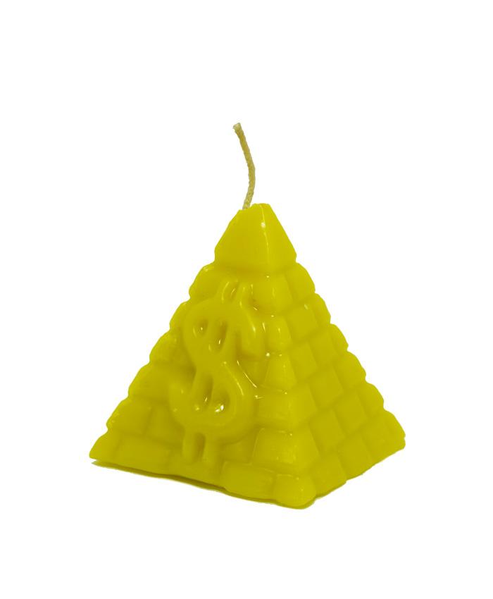 Pirámide 7 poderes Chico Amarillo