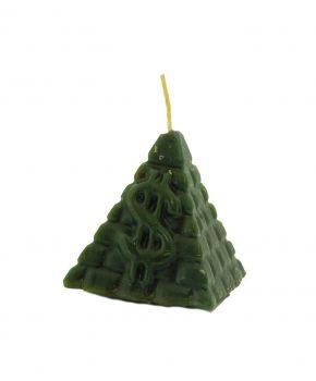 Pirámide 7 Poderes Chico Verde