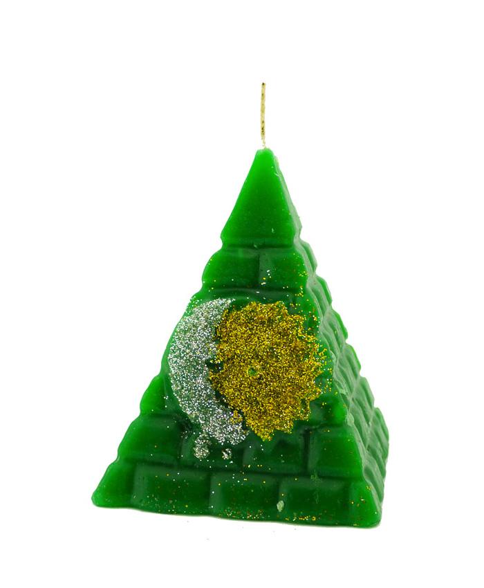 Pirámide Grande Verde