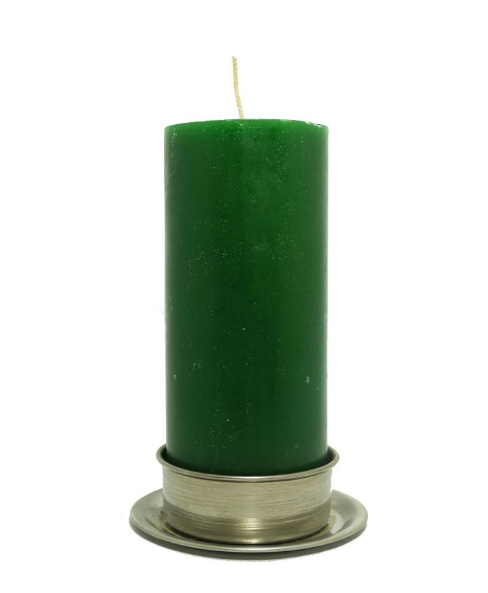 Velón Grande Verde