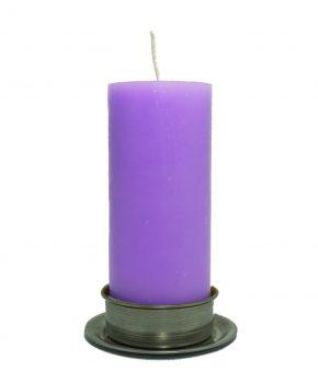 Velón Grande Violeta