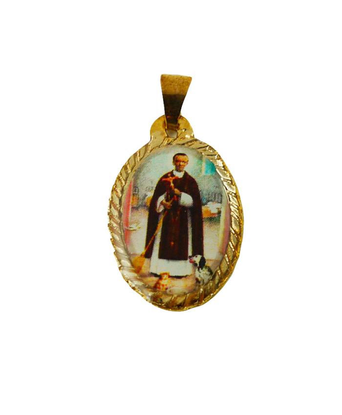 Medalla San Martin de Porres