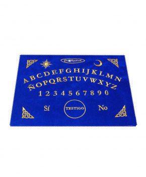 Tapete Radiestesia Ouija Azul
