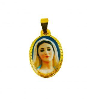 Virgen Maria - Medalla