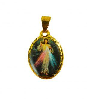 Jesus Misericordioso - Medalla