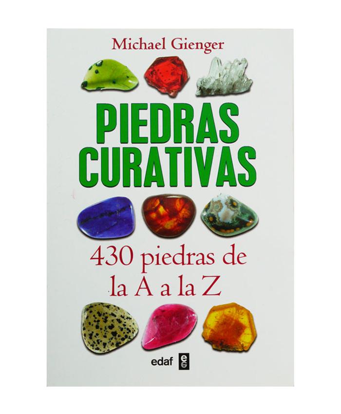 Piedras Curativas - 430 piedras de A a la Z