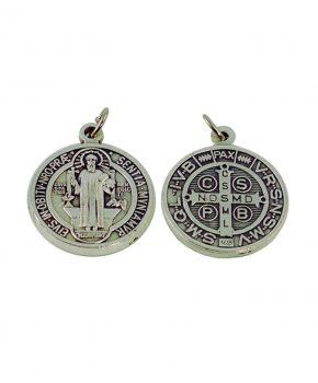 Medalla San Benito 1.8 cm
