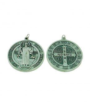 Medallon San Benito 5 cm