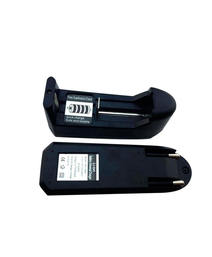 Cargador para Baterias 18650-14500
