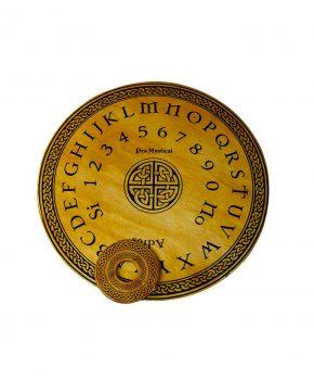 Ouija Celta de Madera
