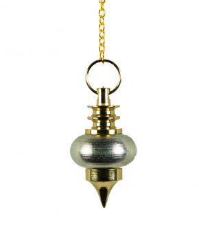Pendulo Melissium Plateado