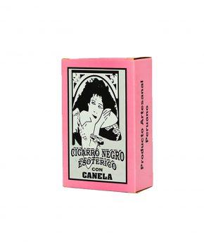 Cigarro Negro Chico - 20 unidades